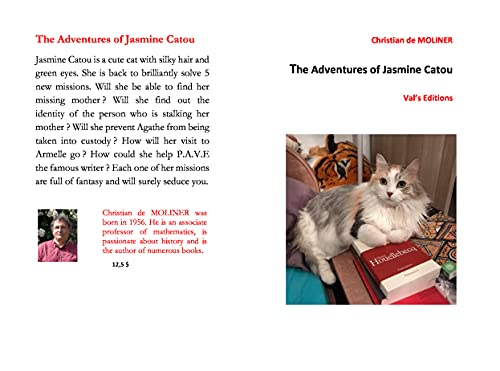 The Adventures of Jasmine Catou: Val's editor