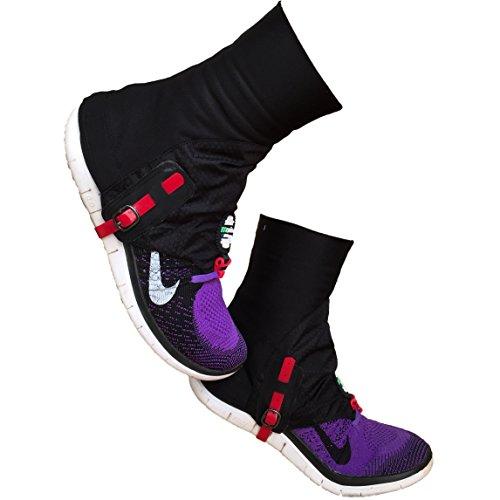 Moxie Gear Ankle Gaiters Black Large