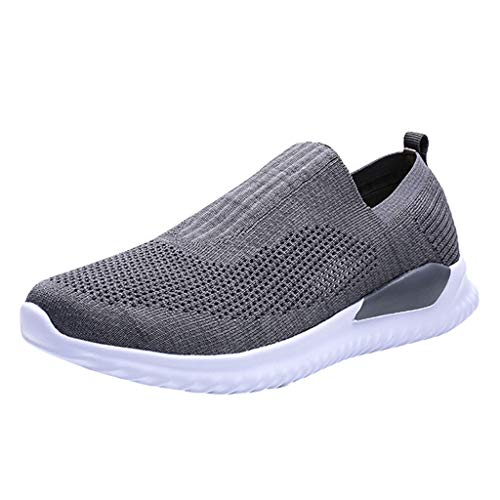 Zapatos Deporte Mujer Zapatillas Deportivas Correr Gimnasio Casual Zapatos para Caminar Mesh Running Transpirable Sneakers 0204