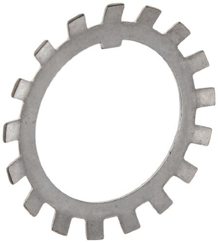FAG MB18 Lockwasher, Metric, 90mm ID, 126mm OD, 1.75mm Thick by FAG Bearings