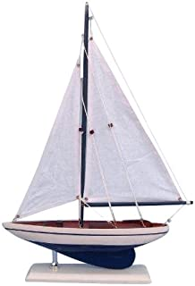 Hampton Nautical  Pacific Sailer Sails Boat, 17