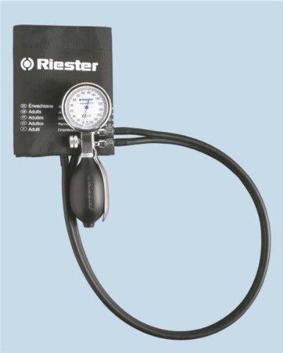 Riester Tensiometro aneroide Minimus III Manguito para obesos
