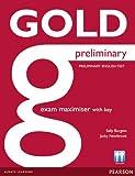 Gold Preliminary Maximiser with Key