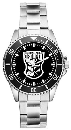 Geschenk für Clone Trooper Star Wars Uhr 1853