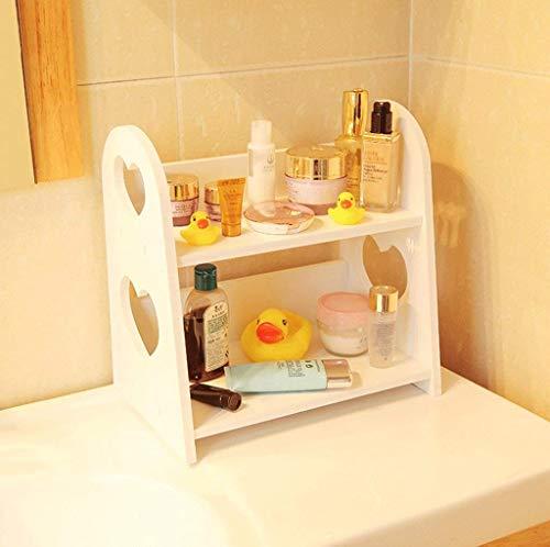 Houder voor badkamer, toilet, wastafels, kleine rekken, rekken, tablerooms, badkamer, cosmetica, bagagedrager