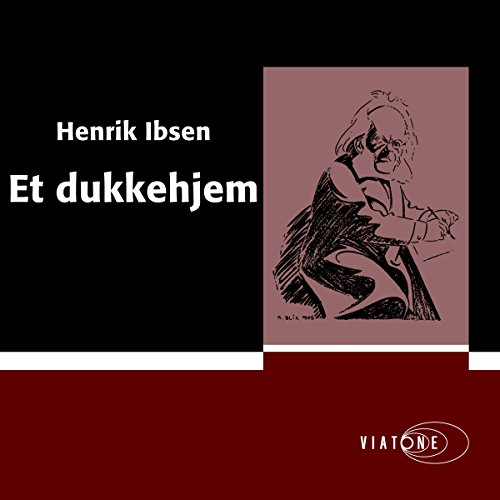 Et dukkehjem [A Doll's House] audiobook cover art