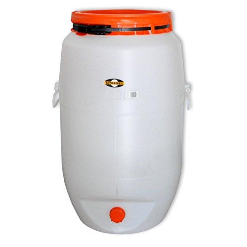 Speidel Getränkefass mit 120 Liter Fassungsvermögen in runder Form