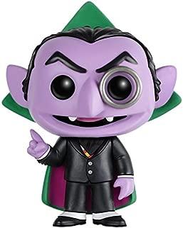 Funko POP TV: Sesame Street - The Count Toy Figure