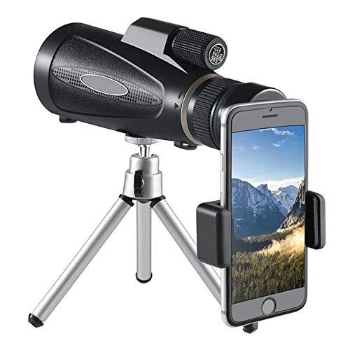 Best Bargain Smartphone Monoculars Portable18x62 Outdoor Single Mini HD Monocular Cell Phone Camera ...