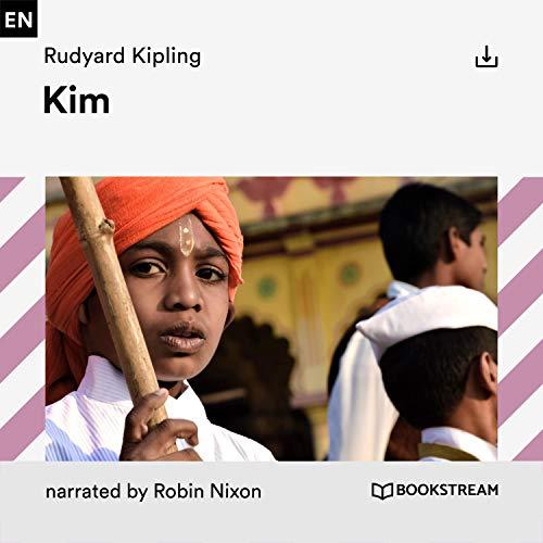 Page de couverture de Kim