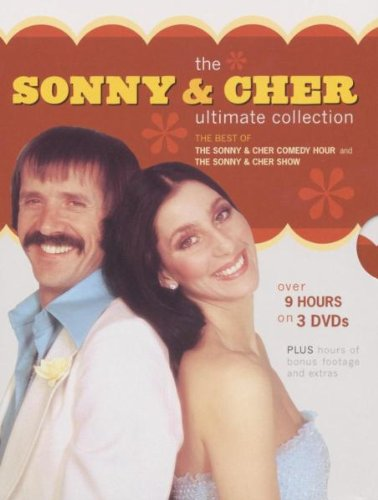 Sonny & Cher - The Ultimate Collection (3 DVDs)