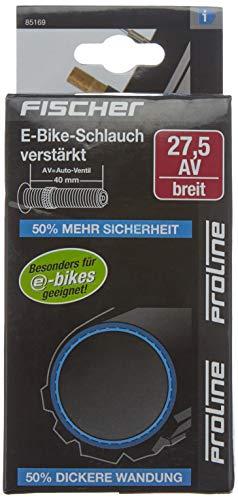 Fischer mittel AV Fahrradschlauch, Auto Ventil, 28 Zoll | 35/47-622