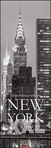 New York XXL - Kalender 2020 - vertikal - Torsten A. Hoffmann - Weingarten-Verlag - Wandkalender 34 cm x 98 cm