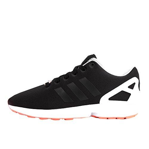 adidas Adidas ZX Flux, Unisex-Turnschuhe für Erwachsene, schwarz - schwarz - Größe: 44 EU