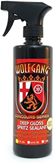 Wolfgang Concours Series WG-9200 Deep Gloss Spritz Sealant, 16 fl. oz.
