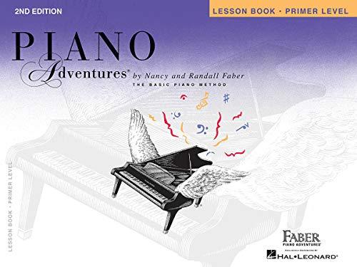 Piano Adventures : Lesson Book - Primer Level (2nd Edition): Noten, Sammelband, Lehrmaterial für Klavier