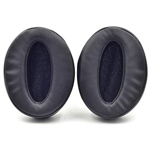 Geneic - Juego de 2 almohadillas de repuesto para auriculares Sennheiser H D 4.50 H D4.50 BTNC para cojines Sennheiser H D 4.50BTNC