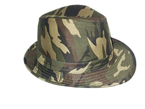 Itendance Chapeau Mixte Camouflage