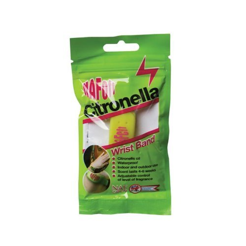 Natural Animal Feeds Naf Off Citronella Wrist Band by Natural Animal Feeds