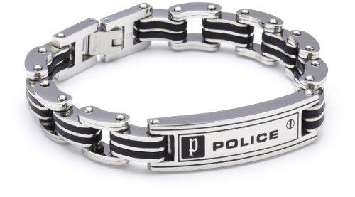 Police Herren-Armband CARB Edelstahl PJ24919BSB-01-S