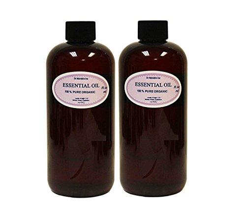Lemongrass Essential Oil 100% Pure Organic 32oz