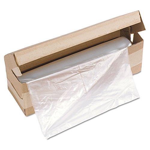 HSM Shredder Bags - fits Classic 225, 386, 390, 411, 412, SECURIO B35, P36 & P40, Pure 740 & 830 Models
