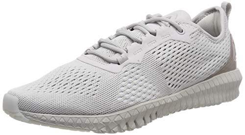 Reebok Women Flexagon Moondust/Grey/White Running Shoes-7 UK/India (40.5 EU)(9.5 US) (CN6320)
