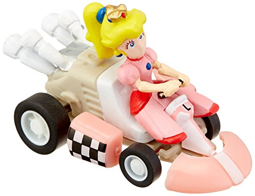 Nintendo Mario Kart Wii Pull-Back Voiture Version 2 Mini Figure - 3\