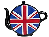 Union Jack Design Kanne für Tee, Saft, Kaffee