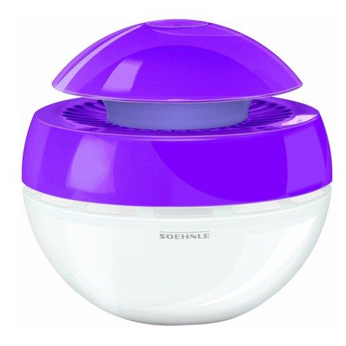 Soehnle Luftbefeuchter Airfresh Plus Purple 68045