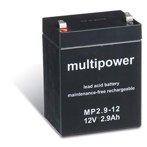 Powery Batería de Plomo-ácido (multipower) MP2,9-12