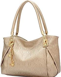 three-piece new winter women's hand Bag leather hand Bag Shoulder Messenger Bag