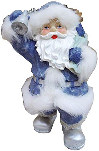 WCY Inizio Scultura Statue Babbo Natale Decorazione Statua della Decorazione del Giardino di Natale Babbo Modello in Resina Crafts yqaae
