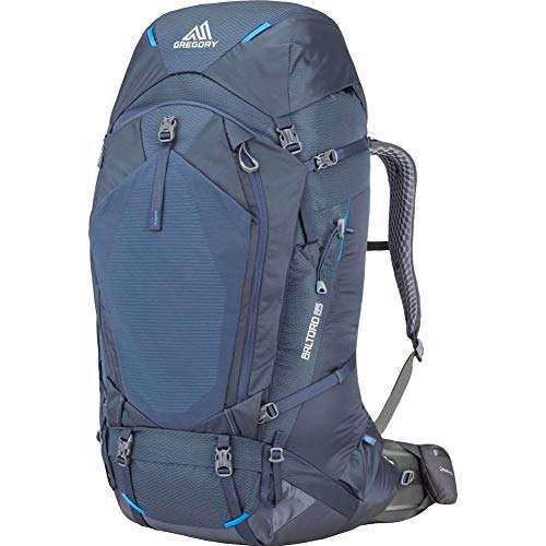 Gregory Mountain Products Men's Baltoro 85 Backpacking Pack , Dusk Blue, Large