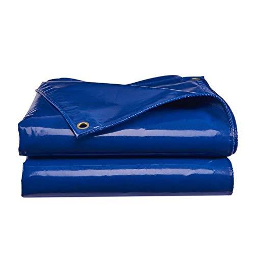 JT- Imperméable à l'eau Anti-Pluie Protection Solaire extérieure Épaississement de Camion de Voiture Toile Ombre Durable Froid Résistant Antigel Haute température 0,55 kg/mètre carré Durable