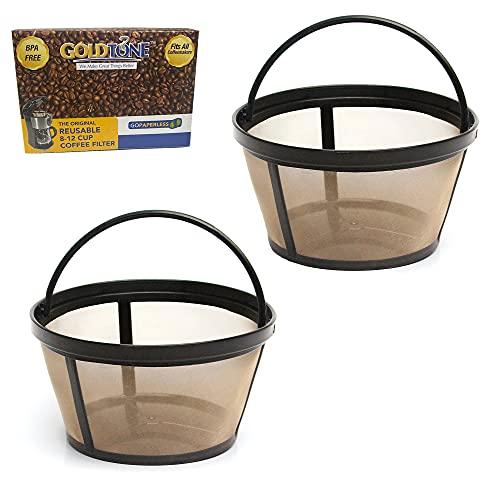 Mr Coffee Cafetera marca Goldtone