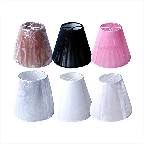 FICI Comfortabele lampenkappen lichtkap Kroonluchter Lichtkap Lampkap Tekening Bubble Wall Art Decorbenodigdheden, bruin