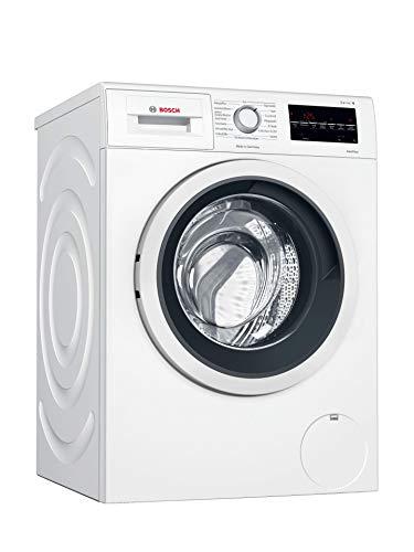 Bosch WAG28400 Serie 6 Waschmaschine Frontlader / A+++ / 196 kWh/Jahr / 1400 UpM / 8 kg / Weiß / EcoSilence Drive™ / VarioTrommel