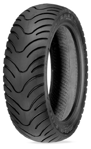 Affordable Kenda K413 Front/Rear Motorcycle Bias Tire - 110/80R10 58J