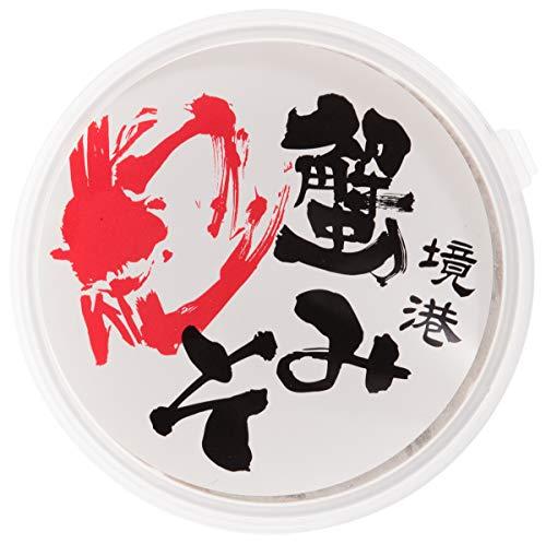 [前田水産] 蟹笑 無添加紅ズワイカ二ミソ 80g