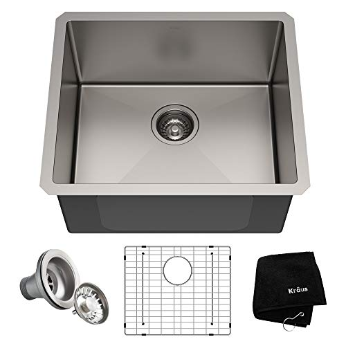 Stainless Steel Double Kitchen Sink 21 X 32 Frame