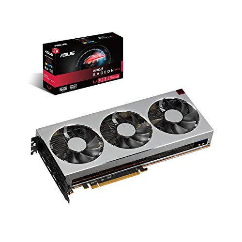 ASUS Radeon VII 16GB DP HDMI AMD Graphics Card (RADEONVII-16G)
