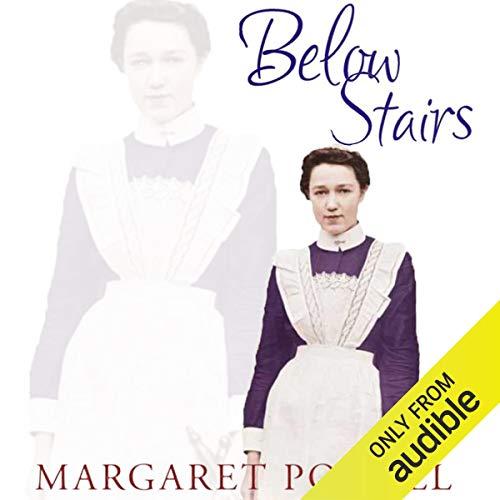 Below Stairs audiobook cover art