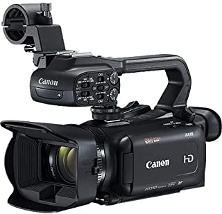 كانون XA15 كاميرا فيديو مدمجة فل اتش دي مع خاصية مدمجة وميكرو اتش دي ام اي ومخرج مدمج