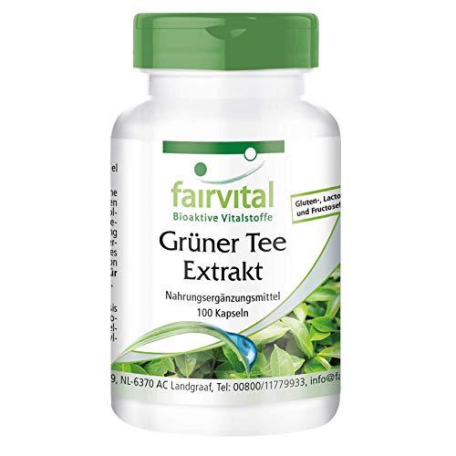 fairvital Green Tea Bild