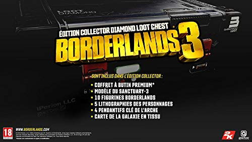Borderlands 3 Coffret Collector