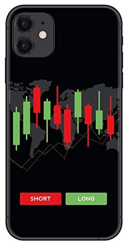 Carcasa para iPhone 11 Pro, con diseño de candelabro, Color Negro