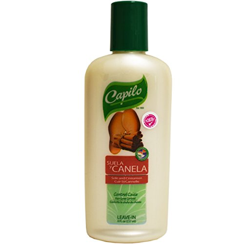 Capilo Suela Y Canela Leave-in - 8 Oz. by Capilo