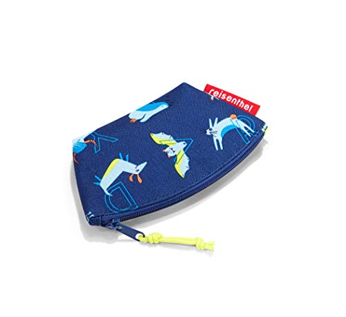 Reisenthel Coin Purse Kids Blue Maße : 14 x 7,5 x 2 cm