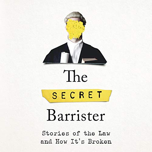 The Secret Barrister cover art